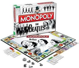 Winning Moves Monopoly The Beatles