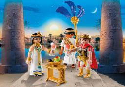 Playmobil Cezar i Kleopatra (5394)
