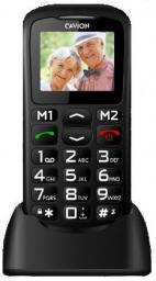Telefon komórkowy Kiano Cavion S1 Czarny