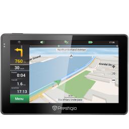 Nawigacja GPS Prestigio GeoVision 5057 (PGPS5056EU20GBNV)