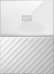 Dysk zewnętrzny WD My Passport 3TB USB3.0 biały