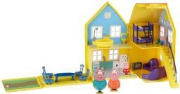 Tm Toys Peppa Domek delux z figurkami (04840)