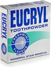 Eucryl Freshmint Wybielający proszek do zębów 50ml