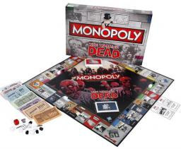 Winning Moves Monopoly The Walkind Dead - Survival Edition (217427)