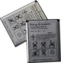 Bateria MicroSpareparts Mobile Sony Ericsson BST-33 (MSPP0156)