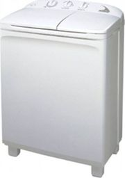 Pralka Daewoo Daewoo DW-K500C Semi-automatic washing machine/Slim depth 40cm/3kg capacity/White - DW-K500C