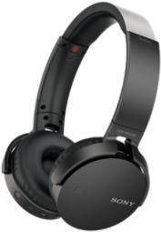 Słuchawki Sony MDR XB650BTB