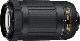 Obiektyw Nikon 70-300 mm AF-P DX f/4,5- 6.3G ED VR  (JAA829DA)