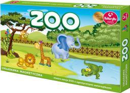 Kukuryku Układanka magnetyczna - Zoo II (218859)