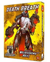 Portal Games Gra planszowa Neuroshima HEX 3.0: Death Breath (218327)