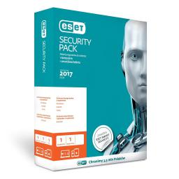 ESET Security Pack 1+1 BOX 1U 36M (ESP 1+1U36M B)
