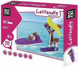 Blocki Blocki Lalilandia - Sporty wodne 83el. (KB0187)