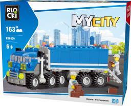 Blocki Blocki Transport - Ciężarówka TIR 163el. (KB6409)