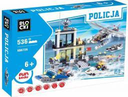 ICOM Blocki Policja - Oddział wodny 536el. (KB6726)