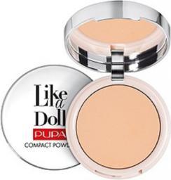 Pupa Like a Doll Compact Powder (W) puder do twarzy 004 Warm Beige 10g