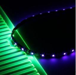 Lamptron Taśma LED UV 24 diody (LAMP-LEDPR2405)