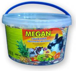 Megan Owocowy przysmak gryzonia 3 l/1110g