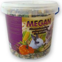 Megan Naturalny pokarm dla królika 1 l/500g - ME38