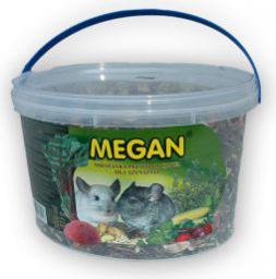 Megan Pokarm dla szynszyli 3 l/915g