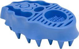 KONG Szczotka dla psa niebieska Boysenberry Zoom Groom