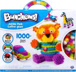 Spin Master Bunchems kolorowe rzepy - zestaw XXL