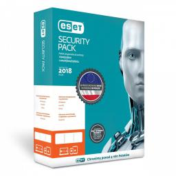 ESET Security Pack 1+1 3Y (ESP-N3Y2D)