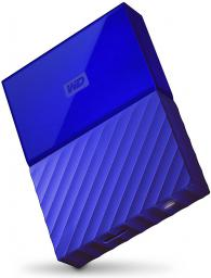 """Dysk zewnętrzny Western Digital My Passport 2.5"""" 4TB USB 3.0 (WDBYFT0040BBL-WESN)"""