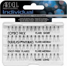 Ardell Individual Long 6pack (W) kępki sztucznych rzęs 56 szt