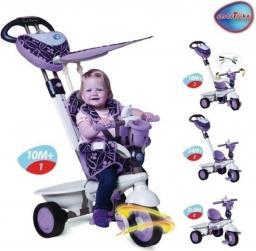 Smart Trike Rowerek Dream 4 w 1 fioletowy (SMART0027)