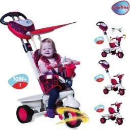 Smart Trike Rowerek Dream 4 w 1 czerwony (SMART0026)