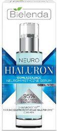 Bielenda Bielenda Neuro Hialuron Serum neuromimetyczne odmładzające na dzień i noc  30ml