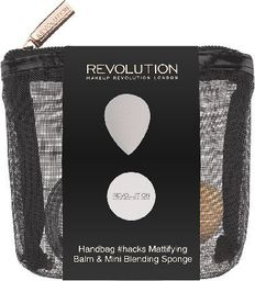Makeup Revolution REVOLUTION*Zestaw Handbag #hacks Mattifying