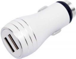 Ładowarka Libox 2x USB 2.4A Biały (LB0058)