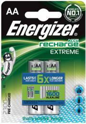 Energizer Akumulator Accu Recharge AA / R6 2300mAh 2szt.