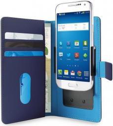"""Puro Uniwersalne etuo do smartfonów z wyświetlaczem 5.1"""", niebieski (UNIWALLET3BLUEXL)"""