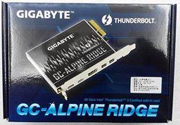 Kontroler Gigabyte GIGABYTE ALPINE RIDGE 1.0 Thunderbolt™ 3 Card, Controller - GCALPINER-00G