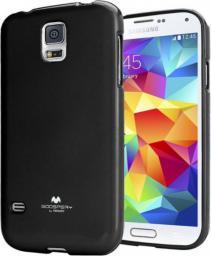 Mercury Etui JELLY CASE do Samsung S6 edge plus Czarny (JC-S6EP-B)