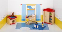 Goki Mebelki dla niemowlaka, 12 elementów (51905)