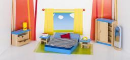 Goki Mebelki do sypialni z lustrem , 14 elementów (51906)