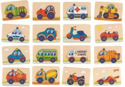 Goki Memo, pojazdy, 32 części (56689)