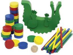 Goki Balansujący krokodyl, gra zręcznościowa (56966)