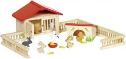 Goki Zagroda pełna królików z dodatkami (51736)