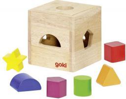 Goki Sortowanie, pudełko II, 6 elementów (58628)