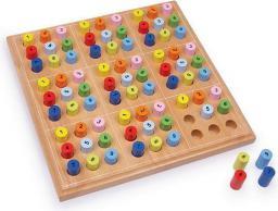 Small Foot Sudoku, kolorowe (2489)