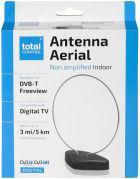 Antena RTV One For All wewnętrzna SV 1200 bez wzmacniacza, czarna / ONE FOR ALL (SV1200)