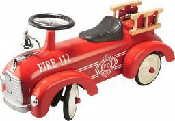 Goki Czerwony, pojazd dla dzieci, straż pożarna  (14162)