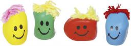 Goki Anty-stresowy gniotek z uśmiechem, 4 wzory (62965)
