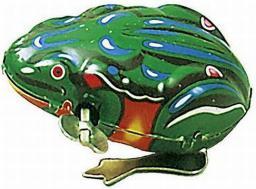 Goki Nakręcana żabka (MS002)