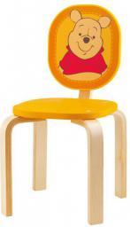 Sevi Drewniane krzesełko, Kubuś Puchatek (82692)
