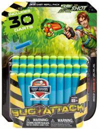 Formatex X-Shot Bug Attack Strzałki 30-pak (XSH4805)